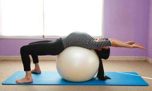 clases de Hipopresivos en Yoga Pilates Tres Cantos