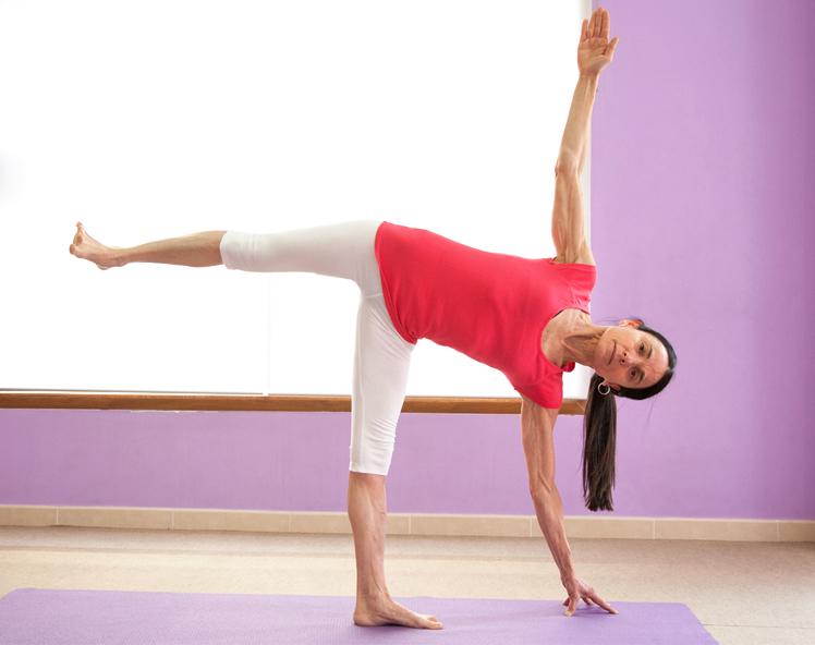 Clases de Yoga y Pilates en Yogapilates Tres Cantos
