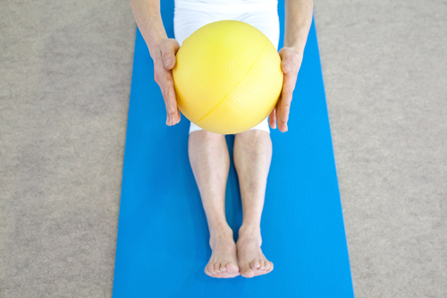 pilates postparto en yogapilates tres cantos
